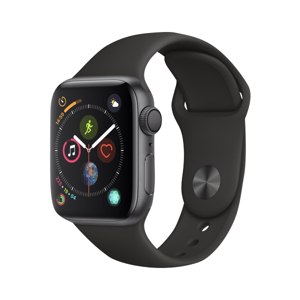 Extra large apple watch series 4  44mm  aluminium  silikon